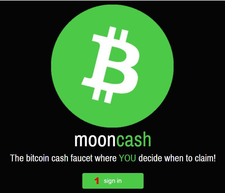 Moon Bitcoin Cash Guide Online Since 2015